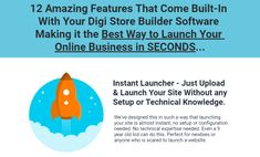 Can You Picture Introduce Your Own Online Digital Store in 60 Seconds? Just View the Demonstration Right Here. Software Apps, Marketing Software, Internet Marketing, Business Education, Online Business, Top Search Engines, Make Real Money Online, Social Proof, Marketing Professional