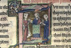 Biblia sacra Langues : latin Date : 13e s. (1220 circa)