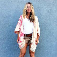 Tutorial chaqueta kimono hecho a mano por Kristin Eldridge