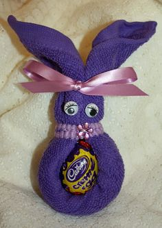 Craft and Activities for All Ages!: More Face Cloth Easter Bunny Ideas! Elderly Crafts, Elderly Activities, Senior Activities, Spring Activities, Craft Activities, Physical Activities, Outdoor Activities, Easter Activities, Exercise Activities