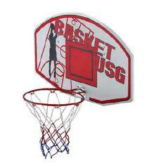 Wall mounted basketball backboard HB-9A
