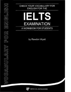 Free download cambridge ielts 12 pdf cd grammar pinterest free download check your vocabulary for english for the ielts examination a workbook for students fandeluxe Image collections