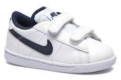 Nike Tennis Classic (Tdv) (Blanc) - Baskets chez Sarenza (229752)
