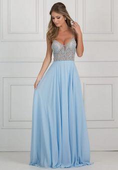 vestido de festa azul claro, vestido candy color, ideal para madrinha ou formanda