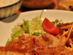 豚ロースの★にんにく味噌ダレ焼きの画像