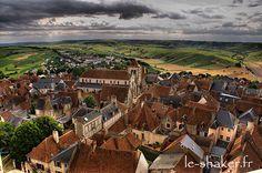 Sancerre, eastern Loire Valley, France
