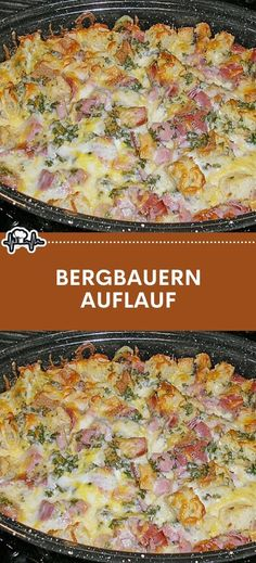 Quick Easy Meals, Healthy Dinner Recipes, Breakfast Recipes, Vegetarian Recipes, Healthy Muffin Recipes, Clean Eating Recipes, Dinner With Ground Beef, Ground Beef Recipes, Gnocchi