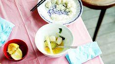 Clear chicken soup (sa-ngo chrouk sach mouen) recipe : SBS Food