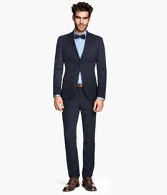 H&M Pantalón de traje $499