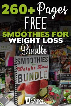 This 260 page FREE Smoothies For Weight Loss Bundle gives you everything you need to get started seeing immediate weight loss and a massive boost in energy from smoothies. Lose of Fat Every 72 Hours! Learn the Fast Weight Loss Protein Fruit, Fruit Diet, Fruit Smoothie Recipes, Smoothie Prep, Smoothie Ingredients, Fruit Recipes, Smoothie Cleanse, Blender Recipes, Spinach Recipes