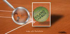 Roland Garros Live Wallpaper... made with PhotoPatch --> https://play.google.com/store/apps/details?id=com.hoodbrains.rollandgarroslwp