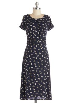 Just Bow With It Dress | Mod Retro Vintage Dresses | ModCloth.com