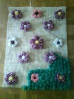Bastelforum - Kuschlige Blumenwiese