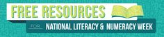 Free resources for National Literacy and Numeracy Week - Studyladder