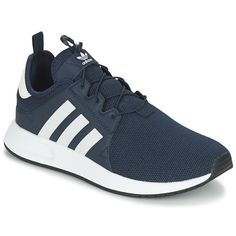 adidas Originals X_PLR Modrá - Bezplatné doručenie so Spartoo.sk ! - Topánky Nízke tenisky 89,95 eur