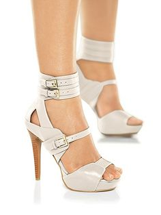 Multi Buckle Stiletto from Frederick's of Hollywood!
