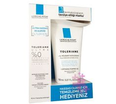 La Roche Posay Toleriane Ultra 40ml Toleriane Gel Moussant 150 ml HEDİYE