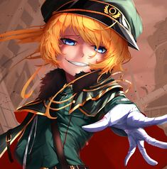 """Just a little Sketch of Tanya - Youjo Senki/ Saga of Tanya the evil Guerra Anime, Tanya Degurechaff, Tanya The Evil, Anime Base, Illustrations And Posters, Animes Wallpapers, Godzilla, Digital Art, Princess Zelda"