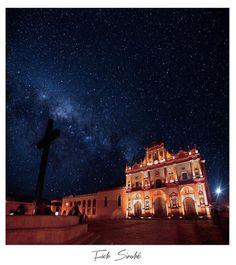 "CabañasSergiaTorres en Twitter: ""San Cristóbal de noche 🌟 Foto: Fach Sinuhé """