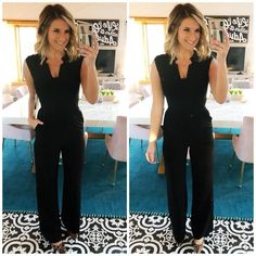 Nordstrom Heels - Winter Wedding // What to Wear to a Winter Wedding // Jumpsuit and Leopard Heels // What to Wear with a Jumpsuit // Winter Event // Holiday Party Outfit // Comfortable Jumpsuit // Winter Fashion Evening Outfits, Night Outfits, Schwarzer Overall Outfit, Winter Wedding Attire, Club Outfits For Women, Wedding Jumpsuit, Dress Wedding, Party Mode, Holiday Party Outfit