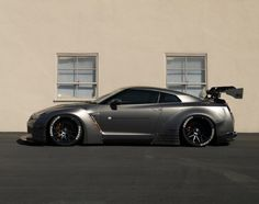 Nissan GTR Tuned | By Liberty Walk