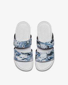 premium selection 9c9f4 9d0d8 Nike Benassi Duo Ultra Marble Women s Slide 11 - Nike Benassi - Latest   amp  trending