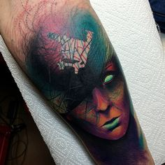 #tattoofriday - Giena Todrik, Polônia.