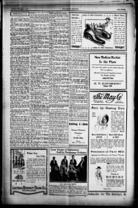 The Medina sentinel. (Medina, Ohio) 1888-1961, August 01, 1919, Page PAGE SEVEN, Image 7, brought to you by Ohio Historical Society, Columbus, OH, and the National Digital Newspaper Program.