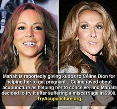 celebs acupuncture - Google Search