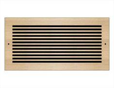 Laser Cut Wood Grilles | Pacific Register Company Laser Cut Wood, Laser Cutting, Wall Vent Covers, Custom Metal, Wood Species, Types Of Wood, Wood Wall, Ceiling