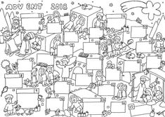 Album Archive - 4 5 6 Mania Numeros del 1 al 30 Notebook Sketches, Sketch Icon, Math Charts, Education Icon, Online Coloring, Adult Coloring, Doodle Sketch, Sketch Design, Coloring Pages