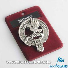 Munro Clan Crest Bad