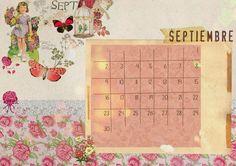 imprimible: calendario de septiembre