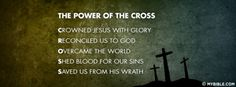 The Power of Christ - Facebook Cover Photo