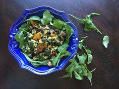 Mediterranean Eggplant and Barley Salad | Oldways