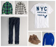 Love it! Check out the awesome styles on this AE Styleboard and create your own at AE.com!