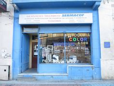 Modificacion de Fachada para EMPRESA , Diseño y Pintura Neon Signs, Tech Support, Pintura, Colors