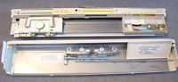 Great Info on Singer Knitting Machines: Roni Knutson's Studio/Silver Reed/Singer/Knitmaster Canadian Machine Knitting Page http://www.lacecarriage.com/