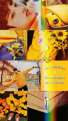 Yellow Aesthetic Wallpaper For Boys