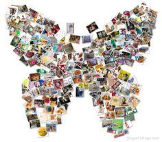El Racó de les Manualitats: La papallona de les manualitats