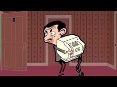Last van lawaaierige buren? Dan los je het best niet op zoals Mister Bean.. :-)
