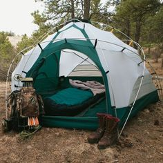 Cabela's Alaskan Guide® Model Tent This is my tent!!! It fits 8 people perfectly
