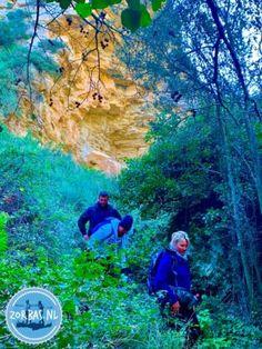 Wandelweek op Kreta Griekenland Beschrijving van een wandelweek tweedaagse wandelingen op Kreta