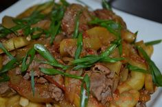 Spice Up your Life: Sauteed #Brisket and #Zucchini: Super Yummy
