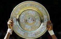Wimbledon Trophies - The Ladies' Singles Trophy