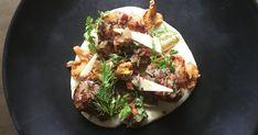 Créez une assiette digne d'un chef grâce à cette recette en 4 éléments avec au centre: de délicieux pétoncles!