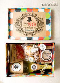 "Lola Wonderful_Blog: Pack ""No cumpleaños"" para llevar"