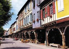 mirepoix - Beautiful little place in the mountains