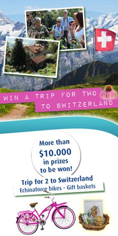Win a Trip to Switzerland