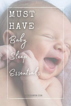 Tired of being tired? These Amazon products are baby essentials for helping your little one sleep and nap, while letting you rest easy too. They are a must have for new moms. Check it out on the blog! #babynecessities #babymusthaves #newbornessentials #babyregistrymusthaves #babystuff #amazonfinds #affiliatelinks Advice For New Moms, Mom Advice, Babies First Year, First Time Moms, Baby Necessities, Baby Essentials, What Is Woke, All About Mom, Baby On A Budget